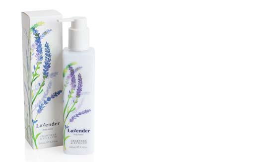 Crabtree & Evelyn Lavender Body Lotion 245 ml