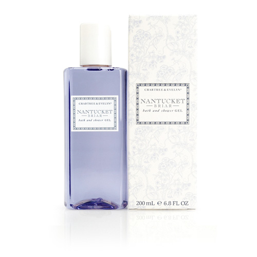 Crabtree & Evelyn Nantucket Shower & Bathgel 200ml