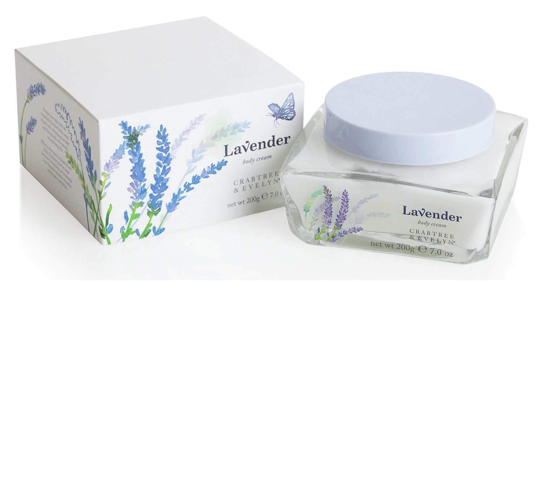 Lavender Body Cream 200gr