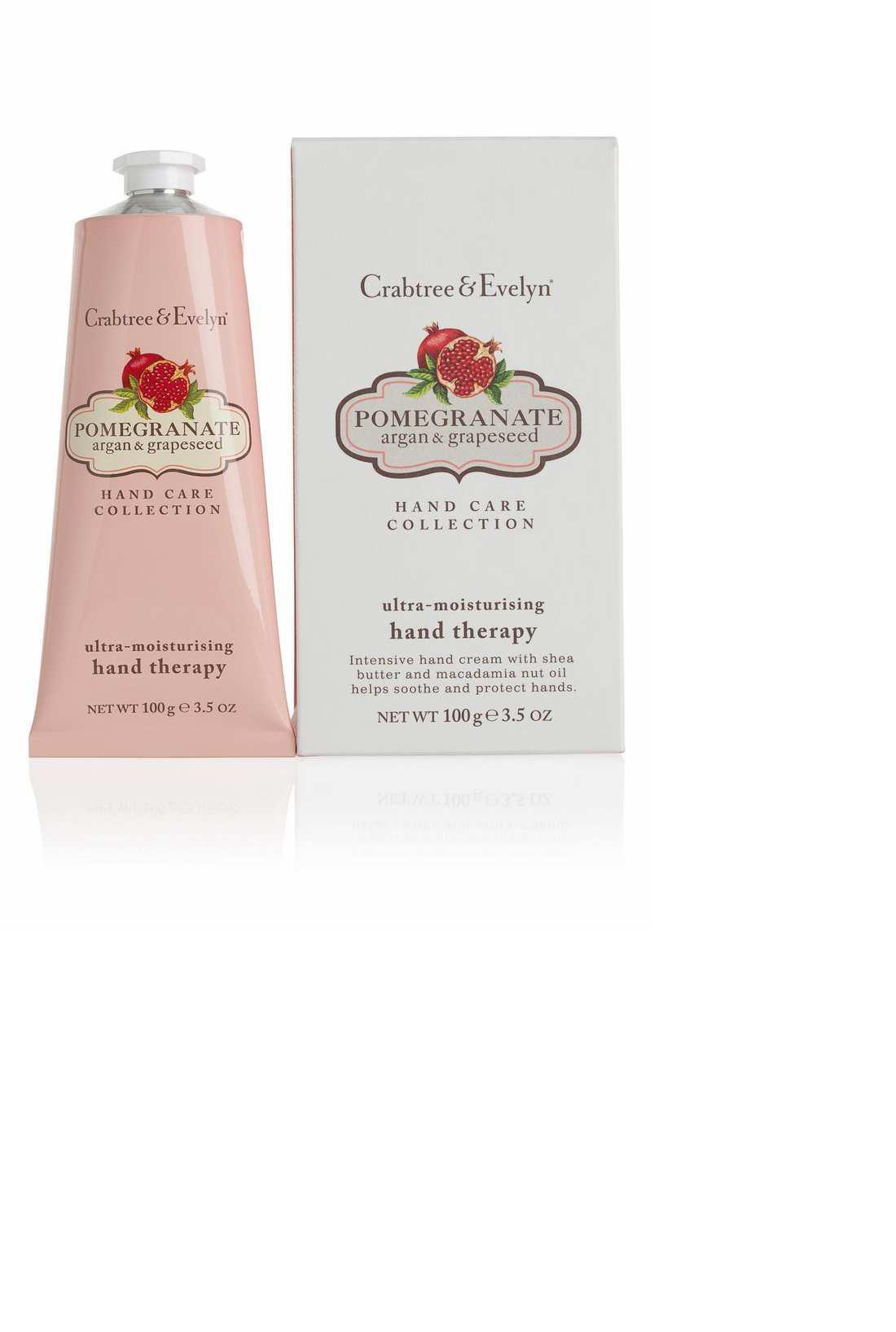 Crabtree & Evelyn Pomegranate & Argan Oil Hand Therapy 100 gr