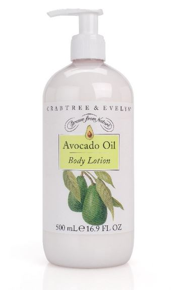 Avocado Oil Body Lotion 500ml