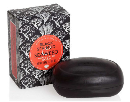 Black Sea Mud & Seaweed Soap 150 gr