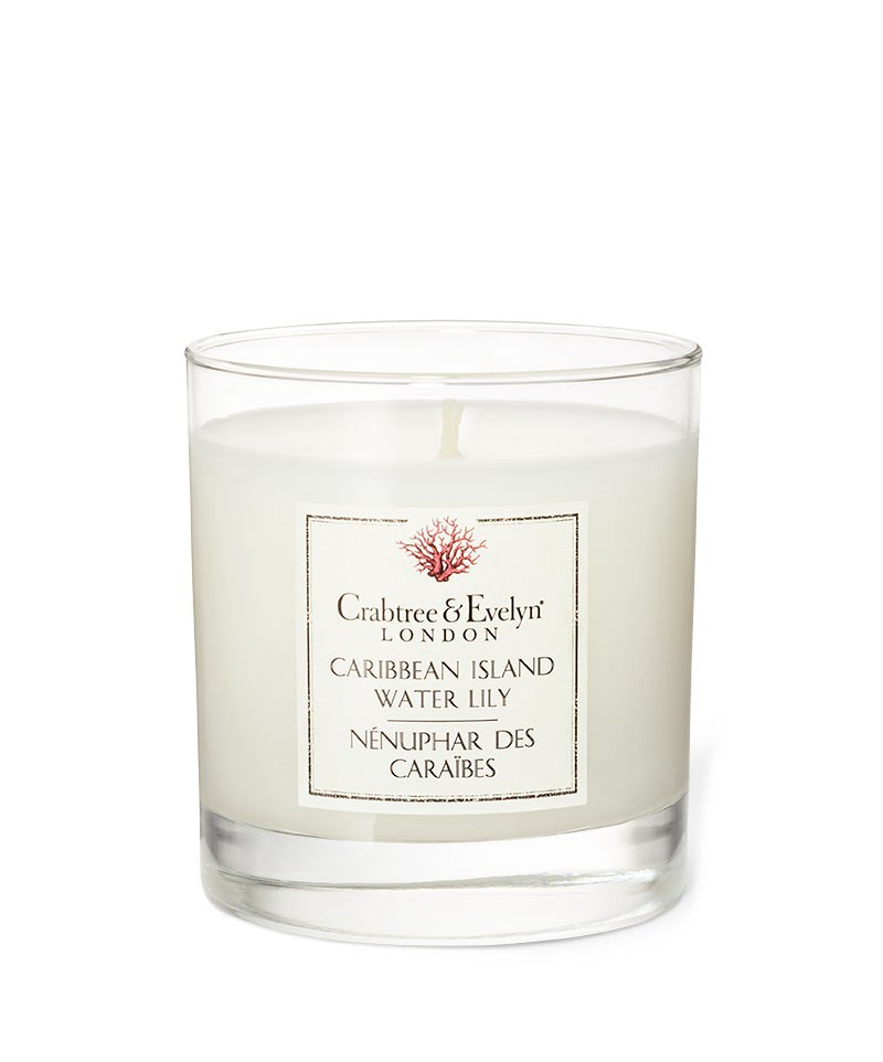 Crabtree & Evelyn Caribbean Wild Flowers Large Candle 200 gr