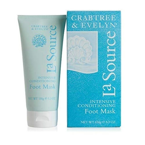 Crabtree & Evelyn La Source Intensive Foot Mask