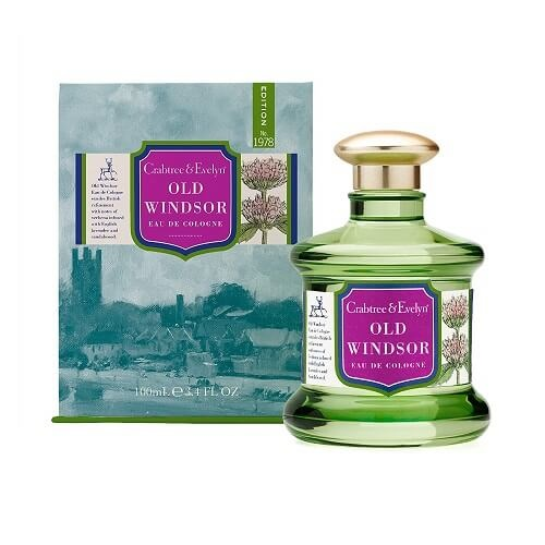 Crabtree & Evelyn Heritage Colognes Old Windsor 100 ml