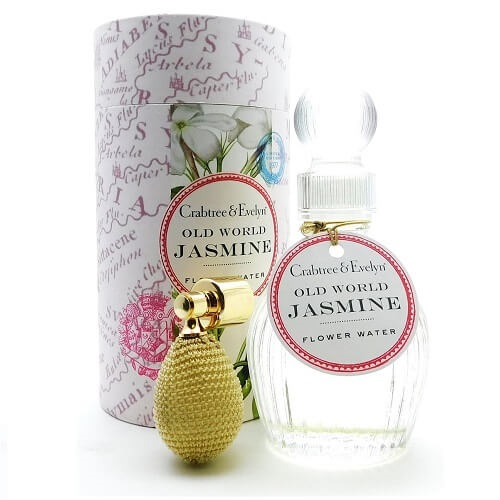 Crabtree & Evelyn Heritage Colognes Old World Jasmine 100 ml