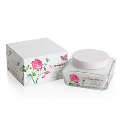 Crabtree & Evelyn Rosewater Body Cream 200 gr