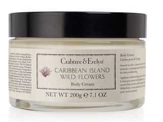 Crabtree & Evelyn Caribbean Island Wild Flowers Body Cream 200gr