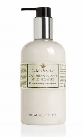 Crabtree & Evelyn Caribbean Island Flowers Hand Therapy 300 gr
