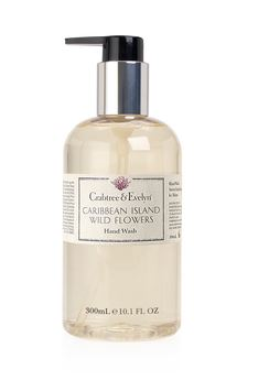 Caribbean Island Wild Flowers Hand Soap 300ml