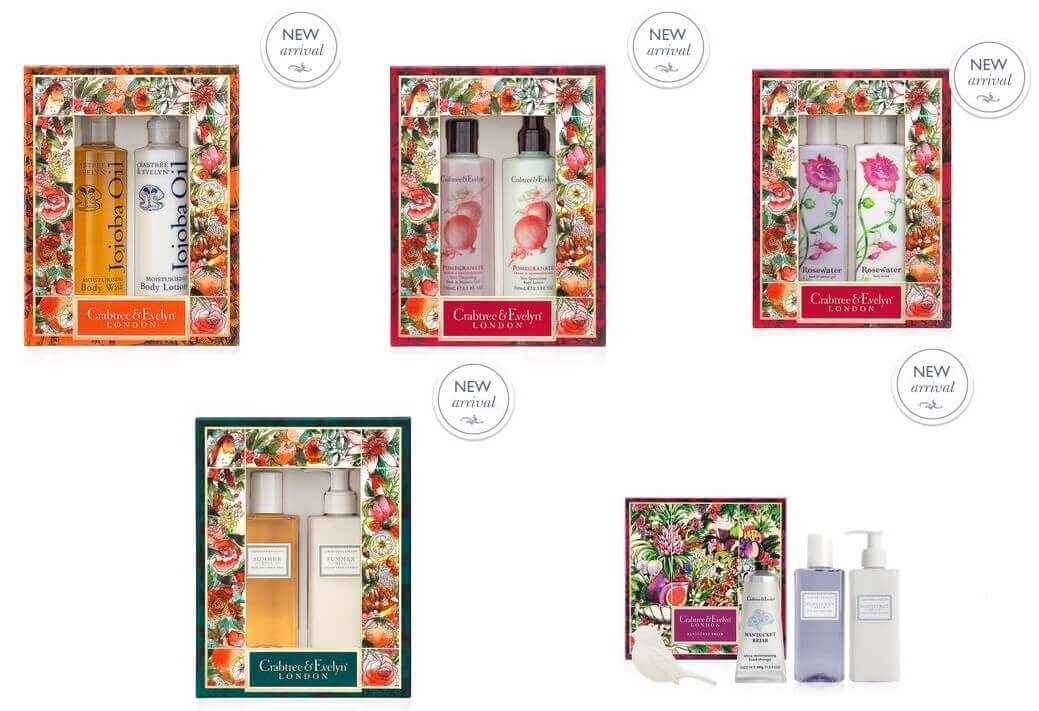 Kerst Gift Sets & Specials 2016