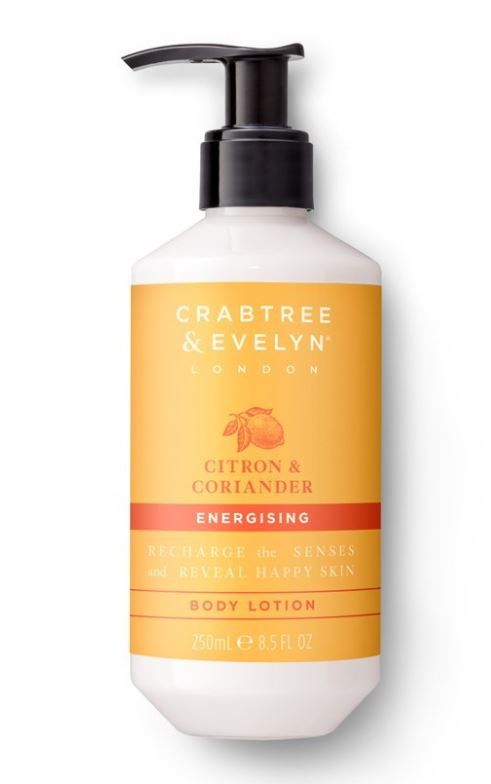 Citron & Coriander Body Lotion 250 ml