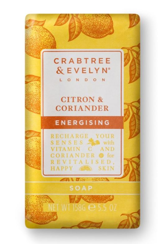 Crabtree & Evelyn Citron & Coriander Soap 158 gr
