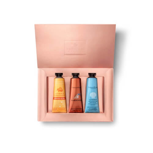Luxury Trio Hand Therapy 3 x 25 gr Gift Set