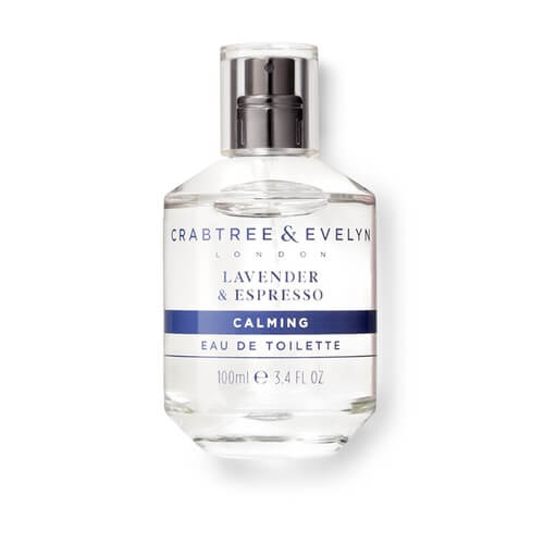 Crabtree & Evelyn Lavender & Espresso Eau de Toilette 100 ml