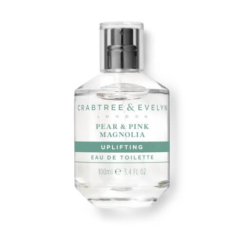 Crabtree & Evelyn Pear & Pink Magnolia Eau de Toilette 100 ml