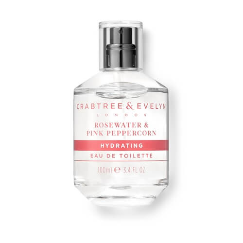 Crabtree & Evelyn Rosewater & Pink Peppercorn EDT 100 ml