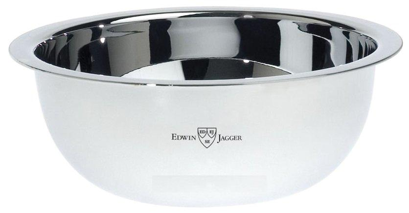 Edwin Jagger, Shaving bowl, nickel plated (empty)