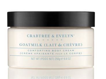 Crabtree & Evelyn Goatmilk & Oat Body Cream