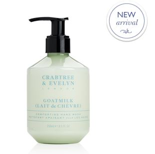 Crabtree & Evelyn Goatmilk & Oat Comforting Hand Wash