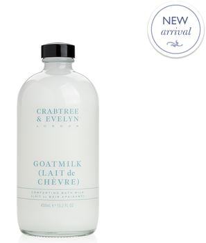 Crabtree & Evelyn Goatmilk & Oat Comforting Milk Bath