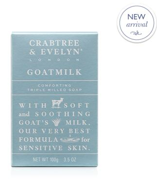 Goatmilk & Oat Triple Milled Soap