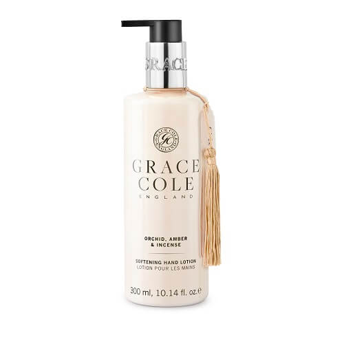 Grace Cole Orchid, Amber & Incense 300ml Hand Lotion
