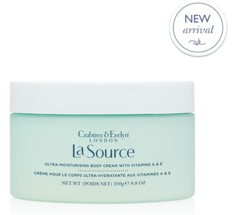 Crabtree & Evelyn La Source Body Cream 250gr