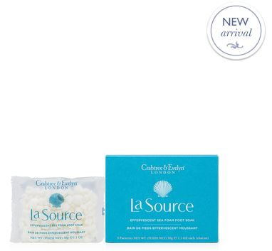 Crabtree & Evelyn La Source Foot Soak 5x30gr