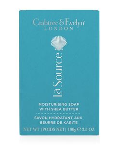 Crabtree & Evelyn La Source Milled Soap Boxed 100gr
