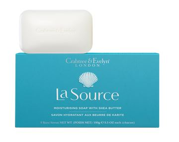 La Source Milled Soap 3x100gr