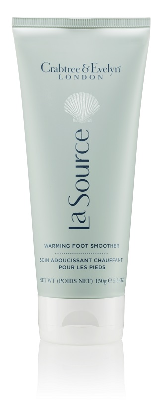 Crabtree & Evelyn La Source Warming Foot Smoother 150gr