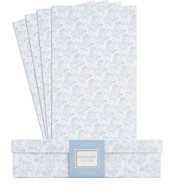 Nantucket Drawer Papers set 6