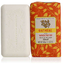 Oatmeal & Honey Milled Soap 150 gr