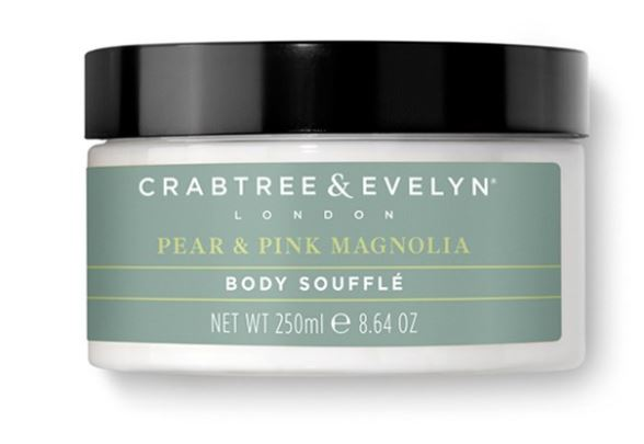 Crabtree & Evelyn Pear & Pink Magnolia Body Cream 250 ml