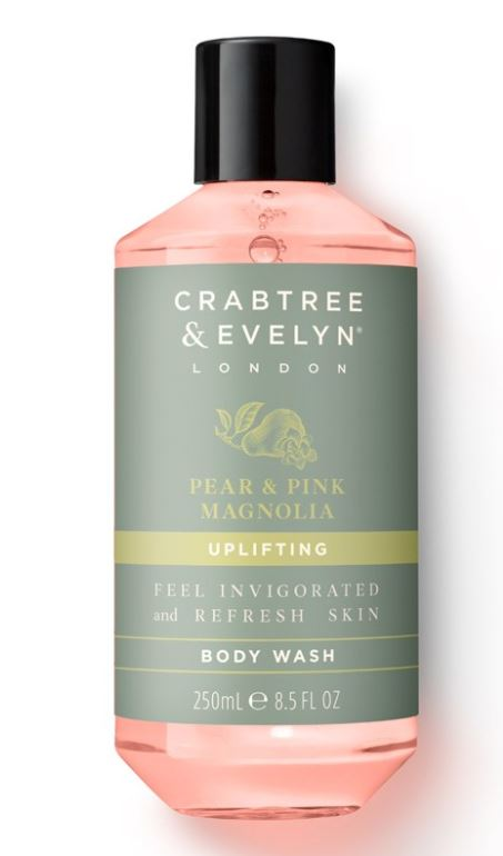 Pear & Pink Magnolia Body Wash 250 ml