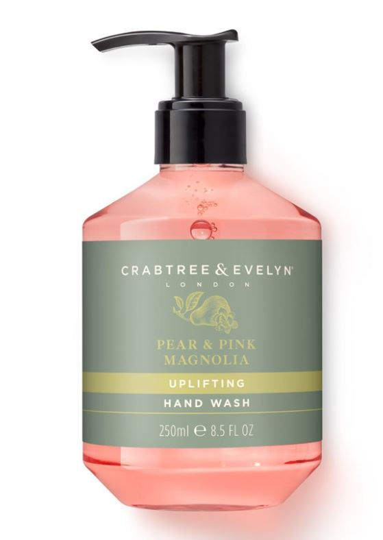 Crabtree & Evelyn Pear & Pink Magnolia Hand Wash 250 ml