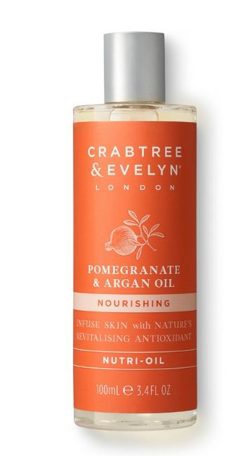 Pomegranate & Argan Oil Nutri-Oil 100ml