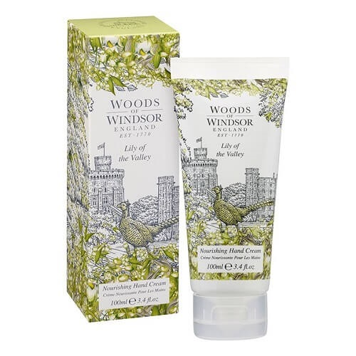 Woods of Windsor Lily of the Valley Handcream 100 ml