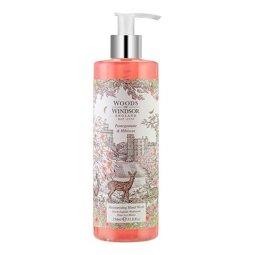 Woods of Windsor Pomegranate & Hibiscus Hand Wash 350 ml
