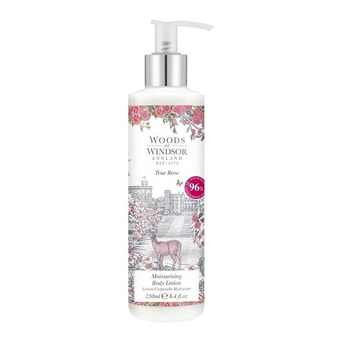 Woods of Windsor True Rose Body Lotion 250 ml