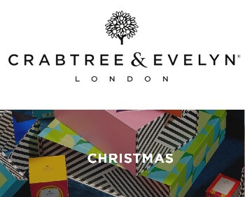 Kerst Crabtree & Evelyn